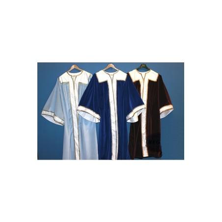 Principal's Robes Set Of 3 In Velvet With Satin Trim