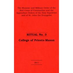 Constantine Ritual No 3...