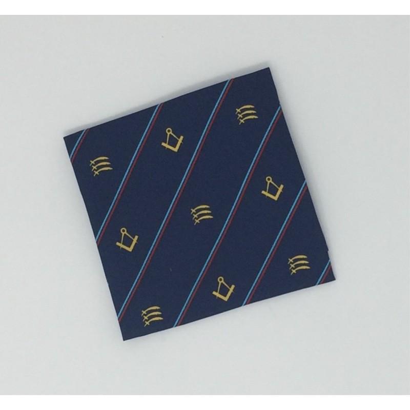 Essex Provincial Handkerchief (printed silk)