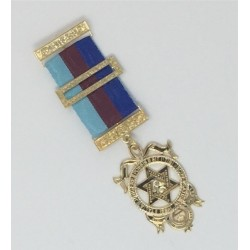 Provincial RA Breast Jewel...