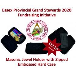 Jewel Holder & Embossed Case