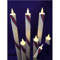 Battery Candles large RA...