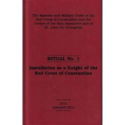 Constantine Ritual No 1