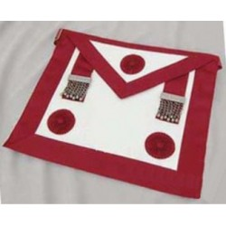 Apron with Rosettes STEWARD